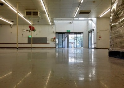 HiPERFLOOR Commercial  Polished Concrete Morayfield Qld