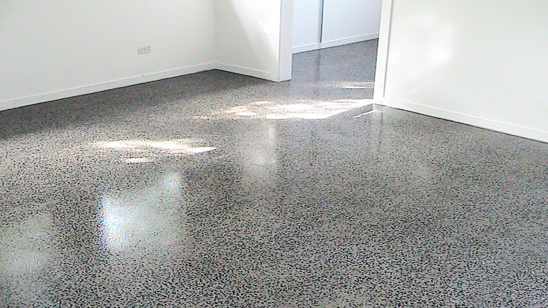 Polished concrete floors with coatings ultimate floors for Polished concrete floors