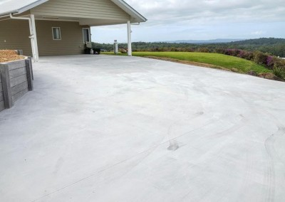 460 Sqm Concrete Grinding to remove over applied cure Cooroibah Sunshine Coast (2)