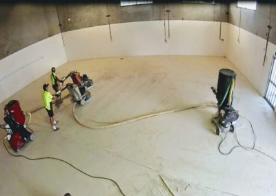 Concrete grinding services and floor preparation Brisbane