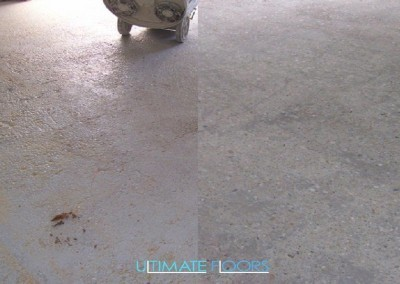 Heavy Concrete Grinding to Rehabilitate Fire Damage Surfacejpg