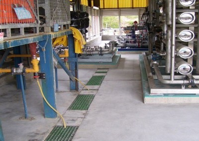 Surface Prep Finish Tarong Power Station